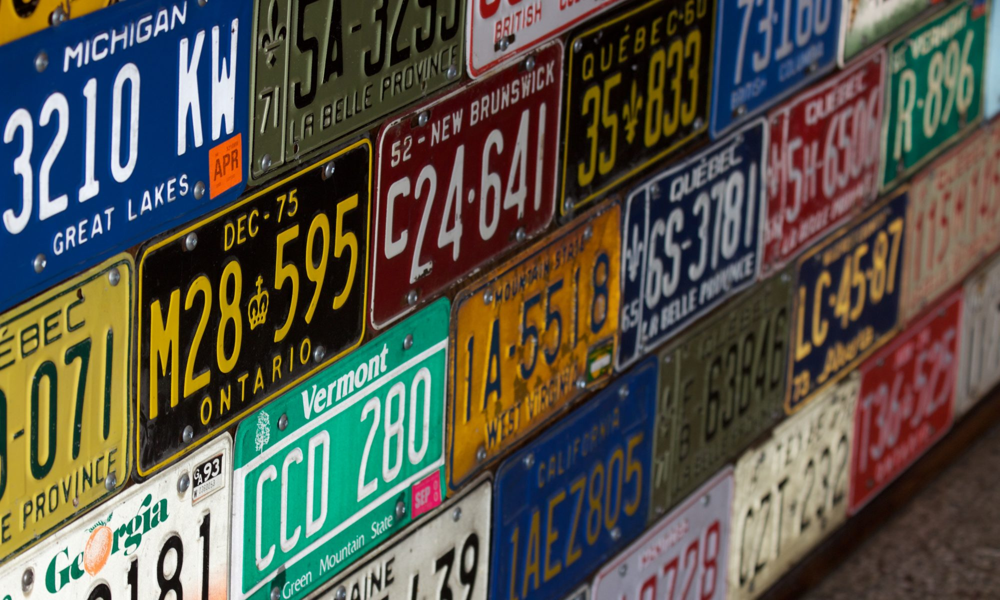 get new license plates