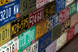 find out how to get personalized license plates with All State Tags